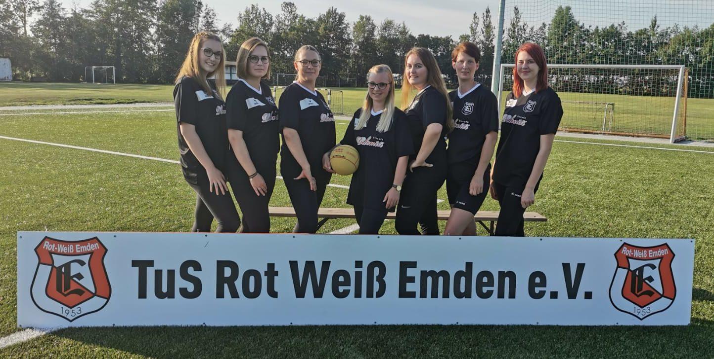 TuS Rot-Weiß Emden Völkerball