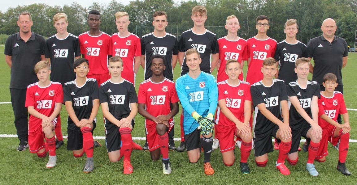 TuS Rot-Weiß Emden B2-Junioren Saison 19/20