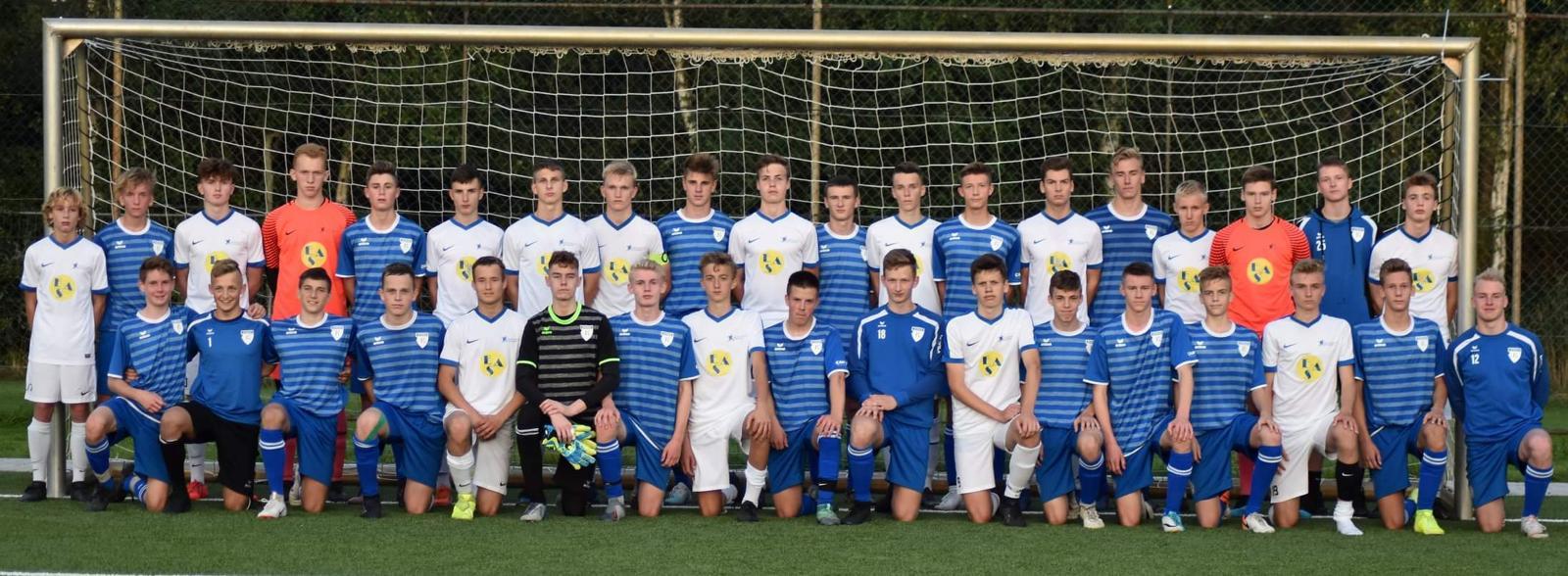 Kader des BSV-Kickers Emden U17 Niedersachsenliga