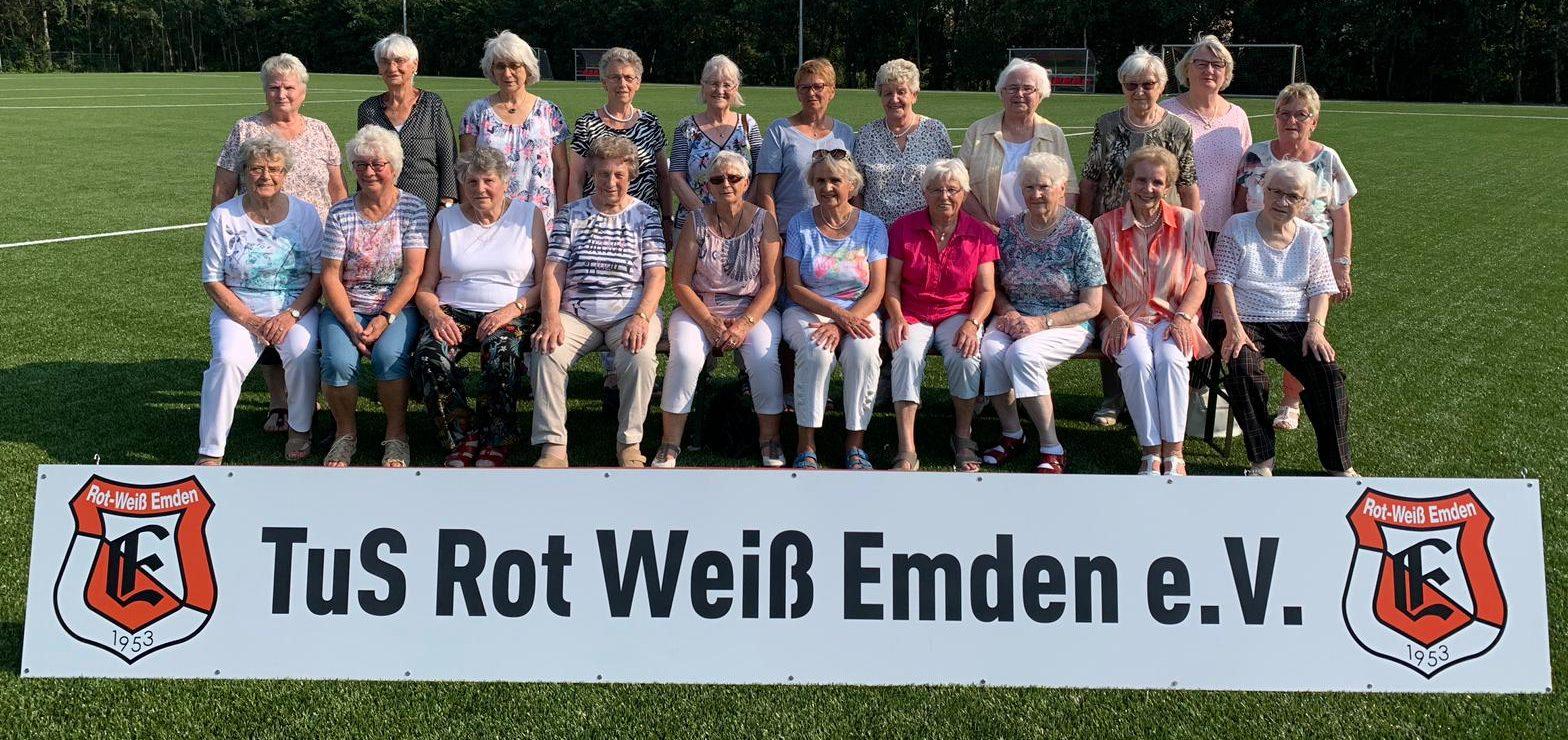 TuS Rot-Weiß Emden Turngruppe Saison 19/20
