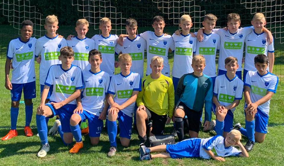 TuS Rot-Weiß Emden C1-Junioren Saison 19/20