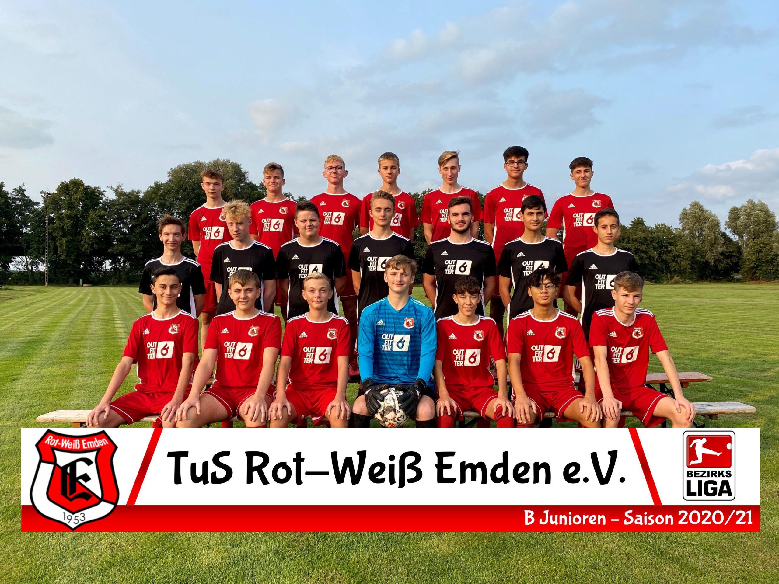 JSG TuS RW Emden/Kickers Emden II Saison 20/21