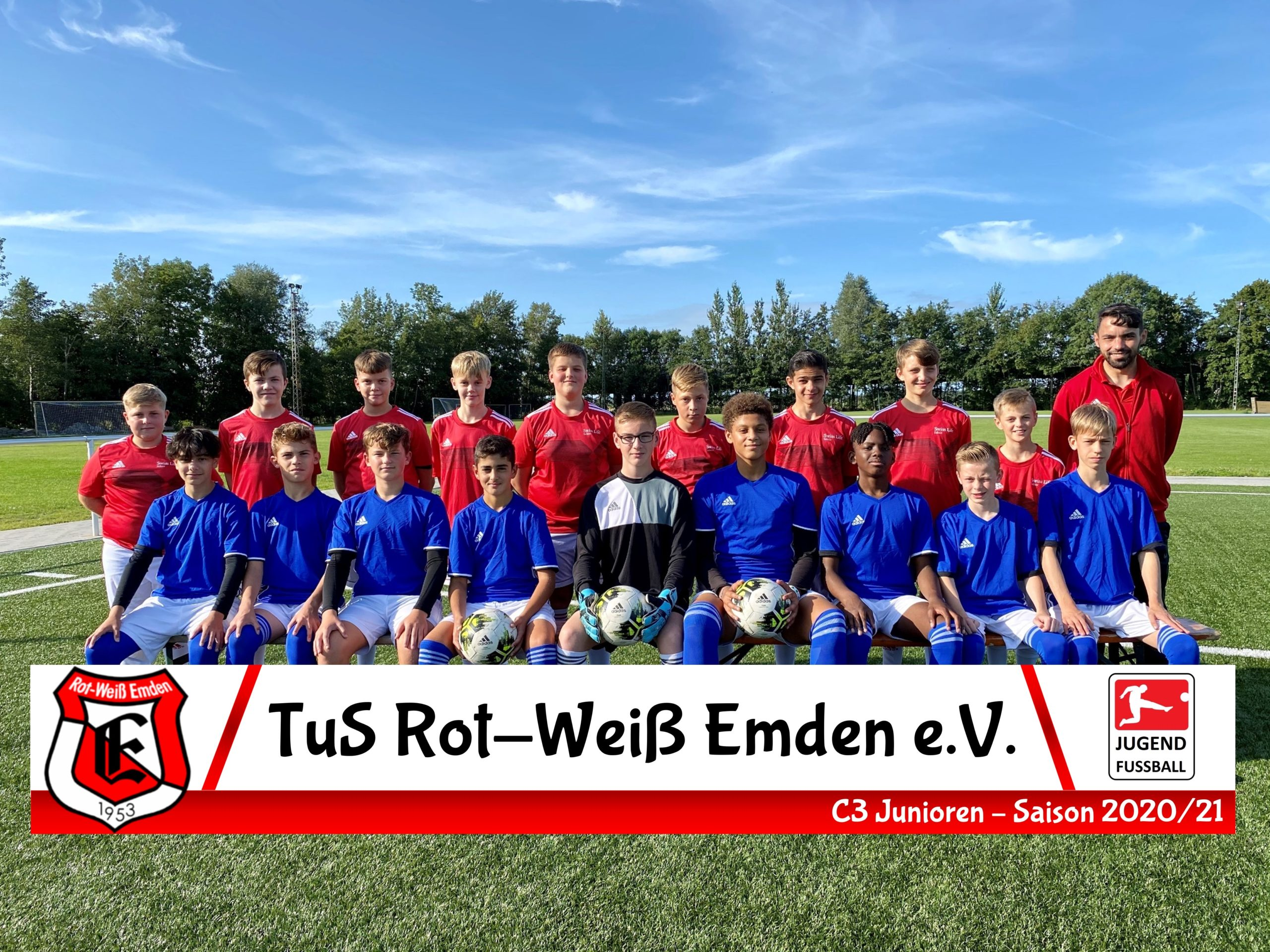 JSG TuS Rot Weiss Emden II / BSV Kickers Emden III Saison 20/21