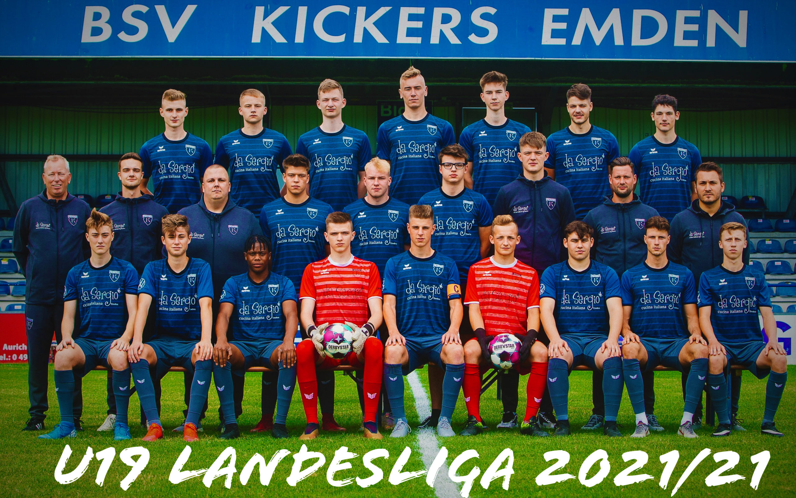 BSV Kickers Emden U19 Landesliga Saison 2020 /2021