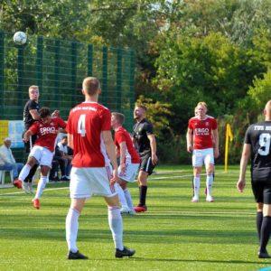 SG Rot Weiß/Kickers ll gegen Tus Hinte vom 13.09.2020