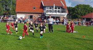 G-Junioren Spieltag am 14.09.2019 in Suurhusen