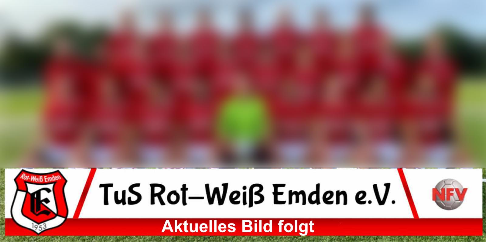 TuS Rot-Weiß Emden 1. Herren Saison 2021 / 2022