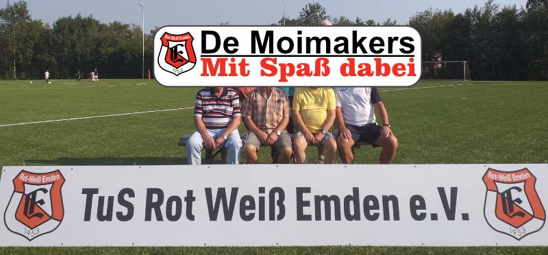 """Arbeitsgruppe Rot-Weiß """"De Moimakers"""""""