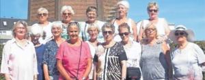 TuS Rot-Weiß Emden: Gymnastikgruppe auf Borkum